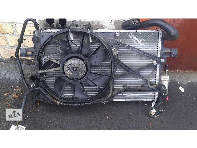 бу  радиатор  Opel Astra G X17DTL  в Киеве