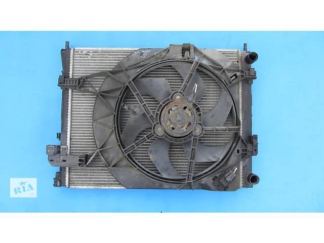 бу  Радиатор основной, радіатор Renault Trafic 1.9, 2.0, 2.5 Рено Трафик (Vivaro, Виваро) 2001-2009гг в Ровно