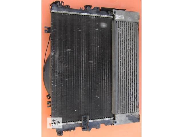 купить бу Радиатор основной, воды 6395010401 радіатор основний, води Mercedes Vito (Viano) Мерседес Вито (Виано) V639 в Ровно