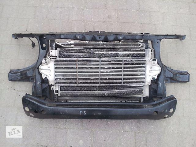 продам Радиаторы охлаждения, интеркулера, кондиционера новые и б/у для Volkswagen T5, Т6 (1.9, 2.0, 2.5) бу в Ковеле