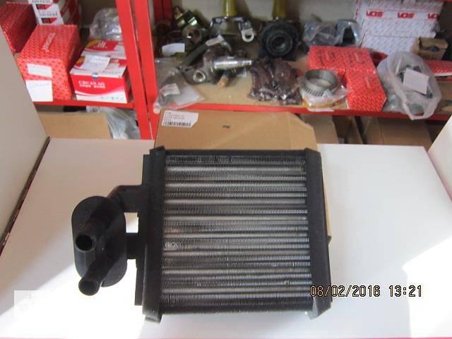 продам Радиатор отопителя кабина водителя бу в Киеве