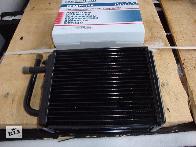 продам Радиатор отопителя Ваз 2101, ваз 2102, ваз 2103, ваз 2104, ваз 2105, ваз 2106, ваз 2107 бу в Полтаве