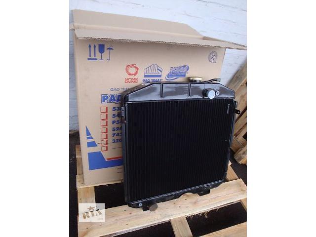 Радиатор ПАЗ 3205- объявление о продаже  в Полтаве