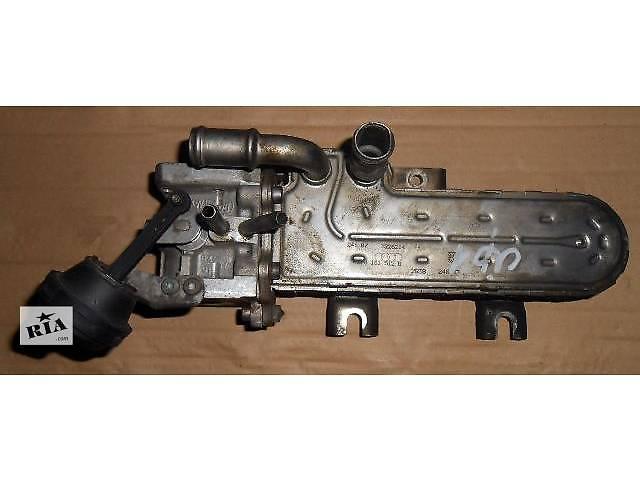 купить бу  Радиатор системы EGR Volkswagen Touareg 2.5TDi BAC 070131512B 2003-2009р в Ровно