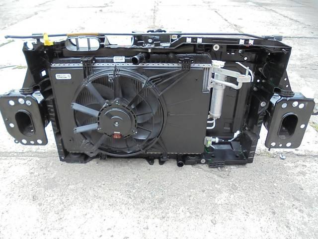 бу Радиатор, усилитель, телевизор Ford Fiesta MK 7 в Киеве