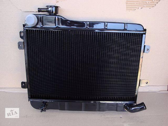 Радиатор ВАЗ 2105, Ваз 2101, Ваз 2102 медный- объявление о продаже  в Полтаве