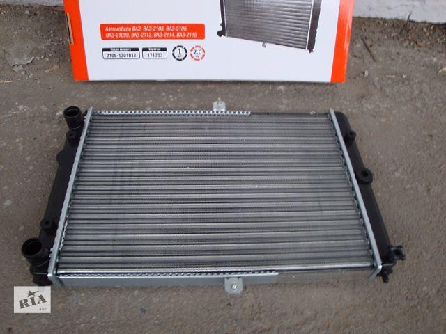 продам Радиатор Ваз 2115, Ваз 2114, 2113, 2108, 2109, 21099 бу в Полтаве
