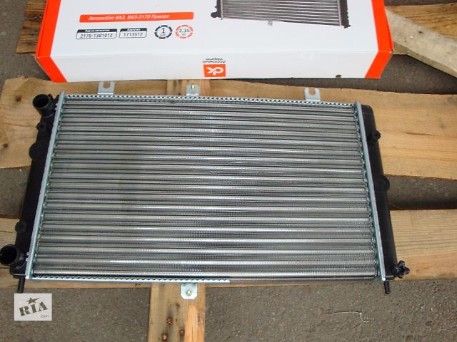 бу Радиатор Ваз 2170, Приора в Полтаве