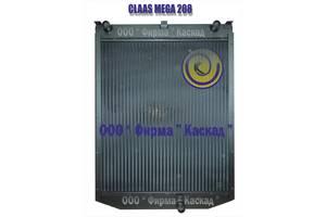 Новые Радиаторы Claas Mega