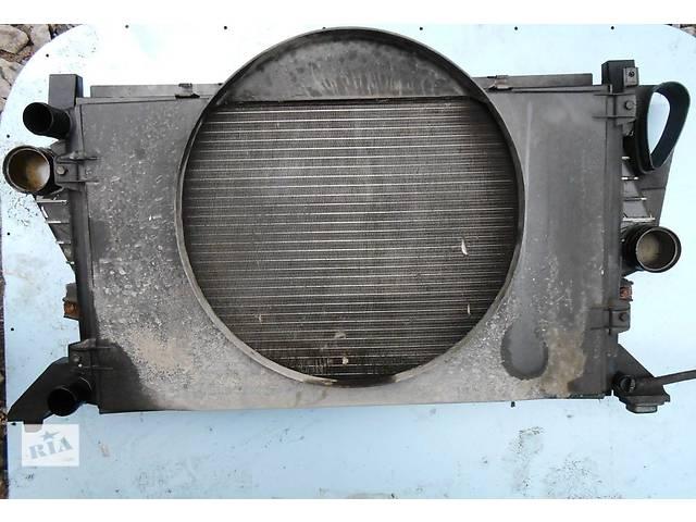купить бу Радиатор интеркулера Диффузор Дифузор Volkswagen LT Фольксваген ЛТ 2.5 TDI в Ровно
