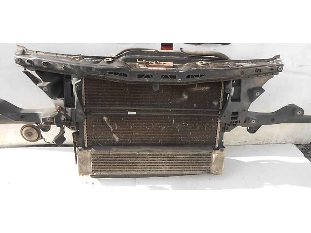 бу Радиатор интеркуллера 6395010301 радіатор інтеркулера Mercedes Vito (Viano) Мерседес Вито (Виано) V639 в Ровно