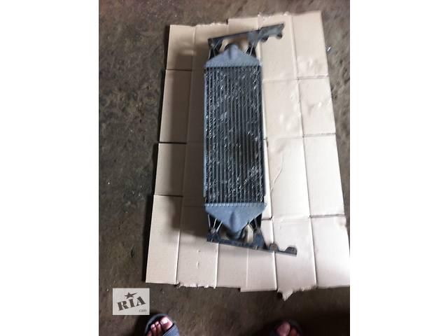 продам  Радиатор интеркуллера для грузовика Iveco Daily бу в Луцке