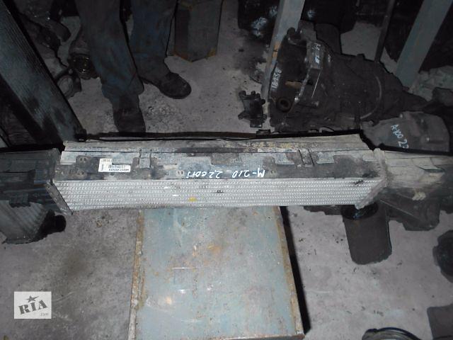 продам радиатор интеркуллера для Mercedes E210, 2.2cdi, 1997, A2105001700 бу в Львове