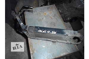 б/у Радиатор интеркуллера Opel Astra G