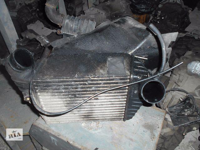 бу радиатор интеркуллера для Volkswagen B3, 1.6td, 1992 в Львове