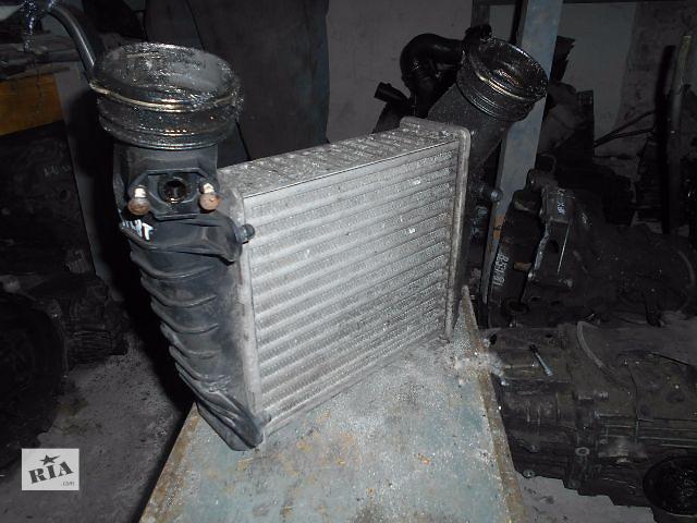 бу радиатор интеркуллера для Volkswagen B5, 1.8t, 2003, 3B0145805H в Львове