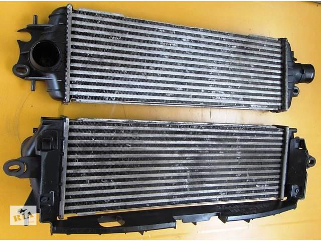 Радиатор интеркуллера, інтеркулера 2.0 Opel Vivaro Опель Виваро Renault Trafic Рено Трафик Nissan Primastar- объявление о продаже  в Ровно