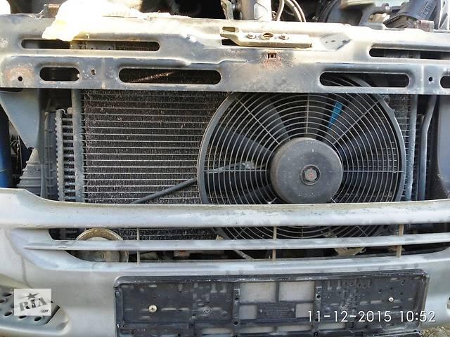 купить бу Радиатор интеркуллера Mercedes Sprinter Спринтер 903, Volkswagen LT 2.5; 2.8 в Ровно