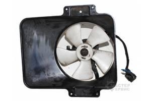 б/у Радиатор интеркуллера Mitsubishi Pajero