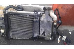 б/у Радиаторы интеркуллера Opel Astra G