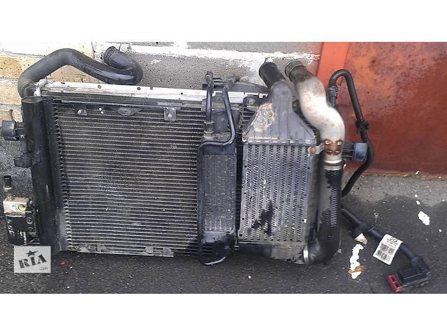 бу радиатор интеркуллера Opel Astra G X17DTL  в Киеве