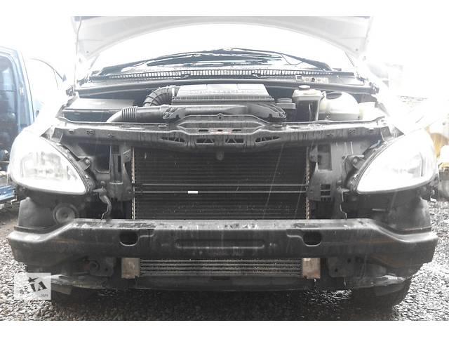 купить бу Радиатор интеркуллера, радіатор інтеркулера Mercedes Vito (Viano) Мерседес Вито (Виано) V639 (109, 111, 115, 120) в Ровно
