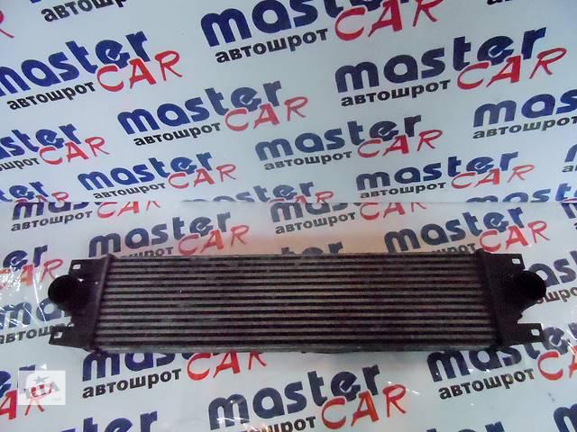 купить бу Радиатор интеркуллера Рено Мастер Renault Master Опель Мовано Opel Movano 2.5 2003-2010 в Ровно