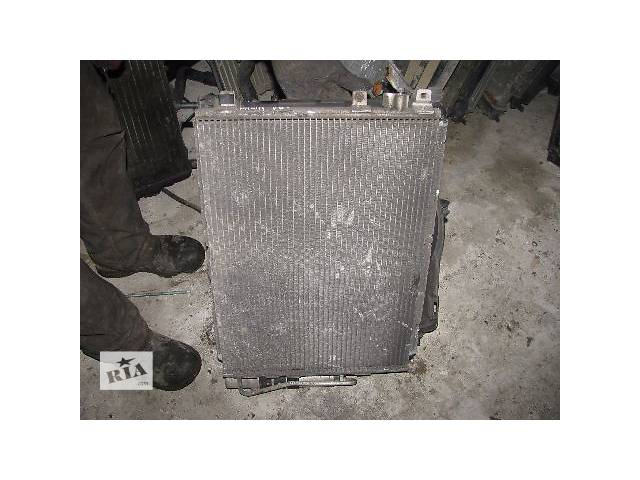 бу радиатор для Dacia Logan, 1.6i, 2005 в Львове