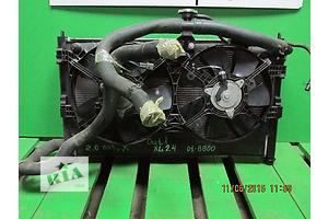 Радиаторы кондиционера Mitsubishi Outlander XL