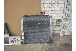 Радиаторы Nissan Navara