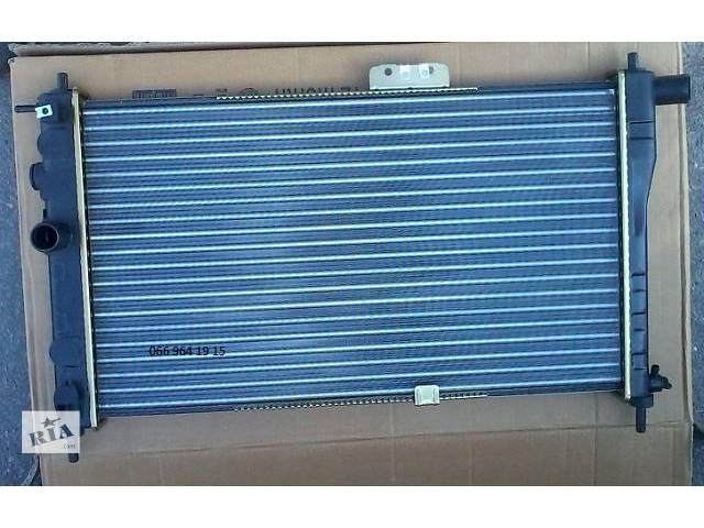 купить бу Радиатор охлаждения Daewoo Nexia (96144847) Дэу Нексия 1,5 8Vи16V в Харькове