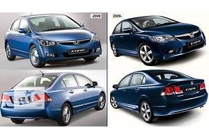 Новые Радиаторы Honda Civic