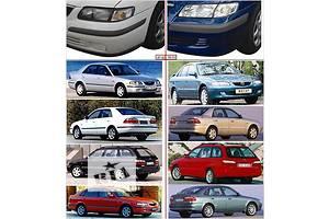 Новые Радиаторы Mazda 626