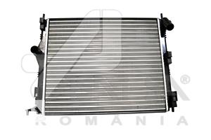 Новые Радиаторы Dacia Logan