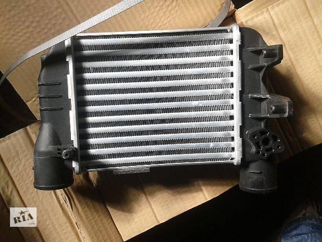 купить бу Радиатор интеркуллера на Audi A4/B6 в Львове