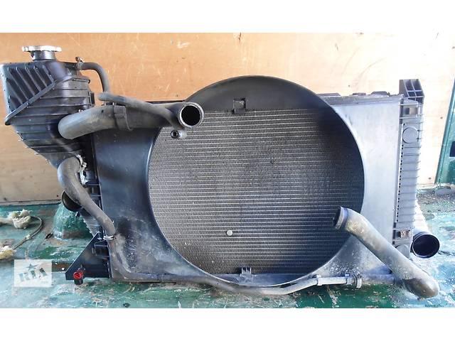 продам Радиаторы комплект + диффузор 2.2 2.7 Cdi OM 611 612 Mercedes Sprinter 903, 901 (96-06гг) 208 - 616 бу в Ровно