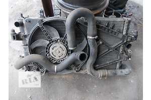 б/у Вентиляторы рад кондиционера Opel Combo груз.