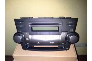 Радио и аудиооборудование/динамики Toyota Highlander