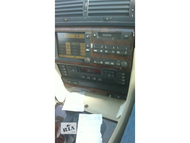 бу Радио и аудиооборудование/динамики для легкового авто BMW е39.38 tv/navi/telefon/dsp/ в Самборе