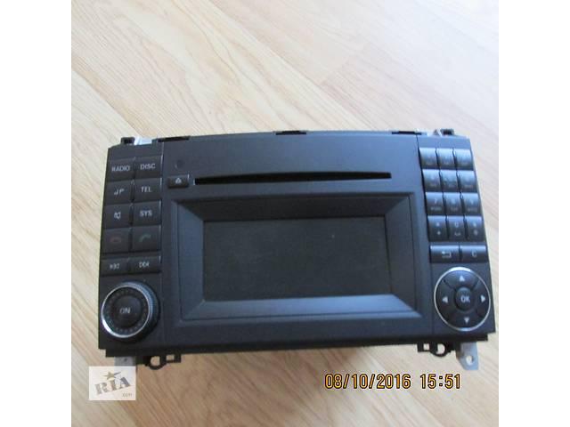 продам  Радио и аудиооборудование/динамики для легкового авто Mercedes Vito бу в Ровно
