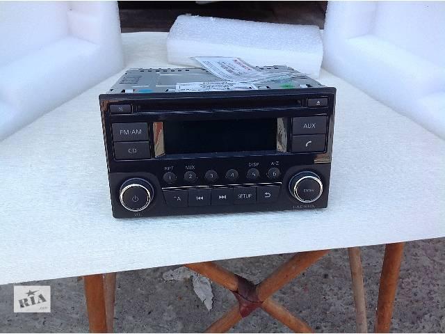 бу  Радио и аудиооборудование/динамики для легкового авто Nissan Qashqai в Киеве