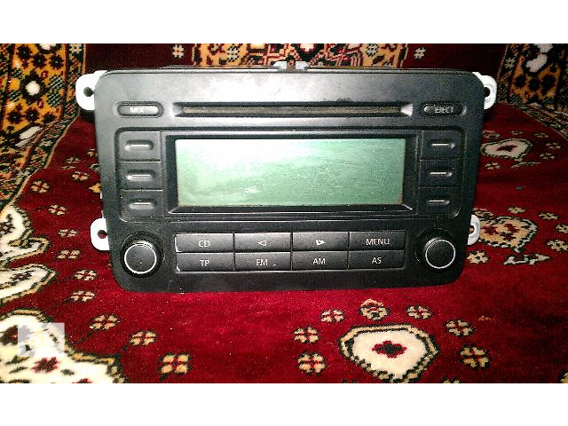 продам Радио и аудиооборудование/динамики для легкового авто Volkswagen B6 бу в Львове
