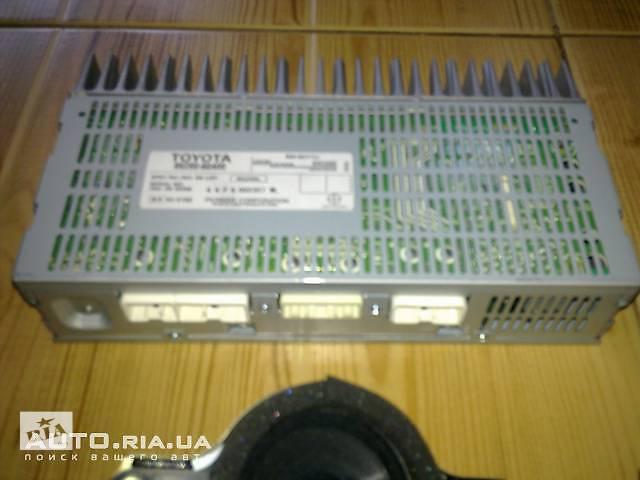 Радио и аудиооборудование для Toyota Land Cruiser 200- объявление о продаже  в Львове