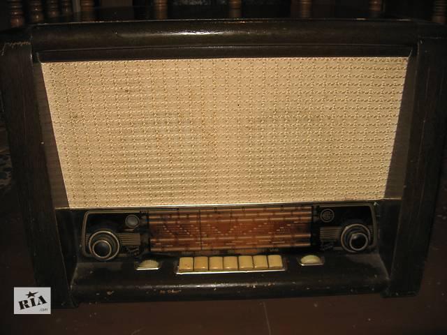 """продам Радиола """"Восток-57"""" 1957 г бу в Краматорске"""
