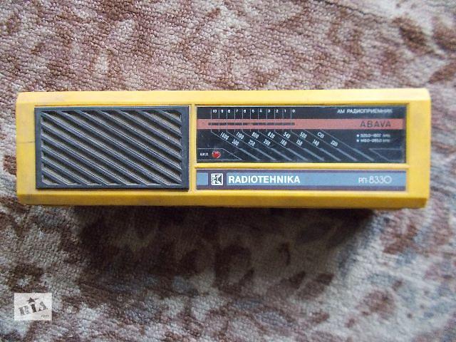 купить бу Радиоприемник ABAVA (АБАВА) РП-8330 в Каменке-Днепровской