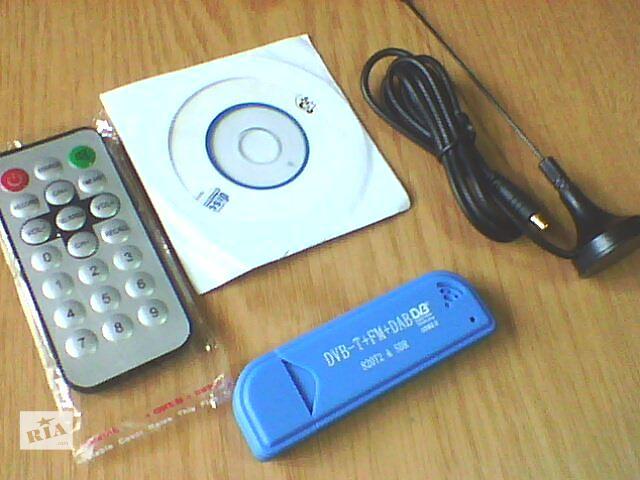 купить бу Радиосканер (сканирующий радиоприемник) RTL2832U в Запорожье