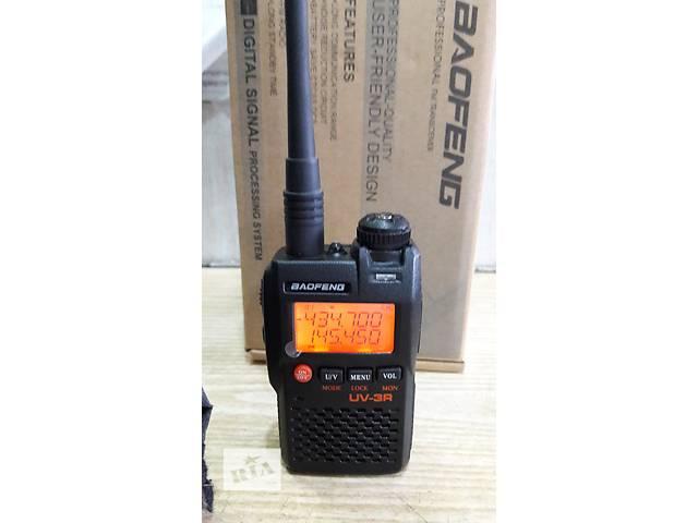 купить бу Радиостанция Baofeng UV-3R MARK II (MARK-2) UACRF в Львове