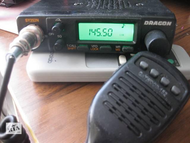 бу Радиостанция для таксистов 150мгц+ антенна. в Хмельницком