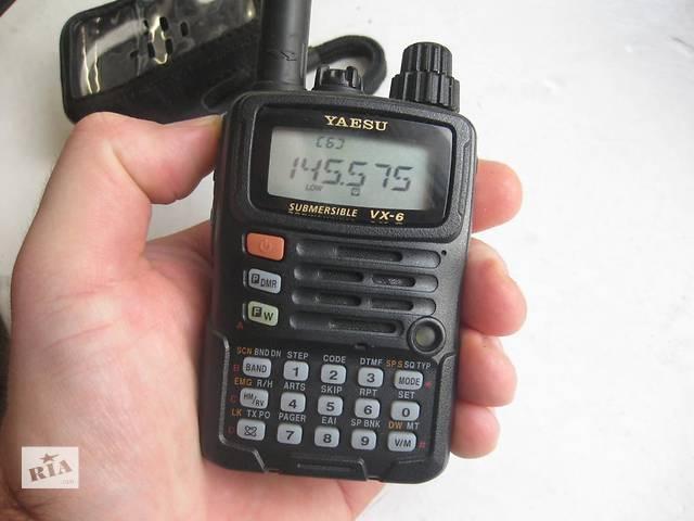Радиостанция Yaesu VX-6R- объявление о продаже  в Хмельницком
