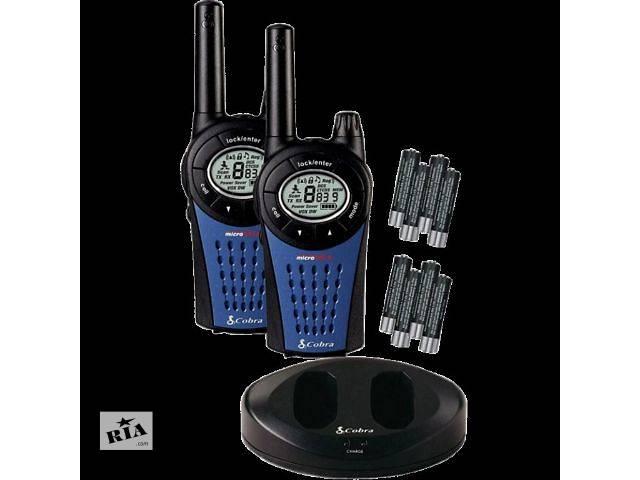 бу радиостанция Cobra MT975-2 VP MT-2шт в Бродах (Львовской обл.)